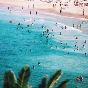 rôle bnssa photo de plage